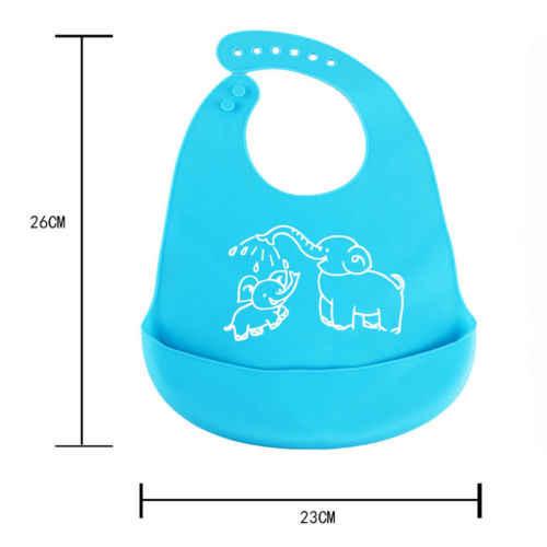 Pudcoco Bayi Balita Silikon Oto Bayi Crumb Penangkap Bisa Dihapus Tahan Air Saku Oto
