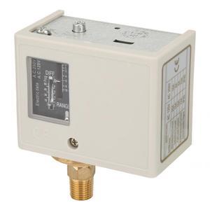 "Image 3 - PT1/4"" Eletronic 24V~380V Pressure Control Switch for Air Water Pump Compressor High Quality"