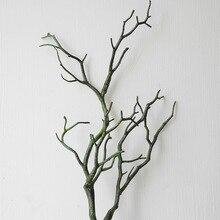 35 см сухая искусственная листва растения ветка дерева дом Крытый Декор США