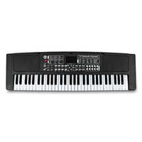61 Keys Electronic Piano Keyboard with Microphone Toys Kids Early LearningToy Musical Instrument Educational Organ Music Toys
