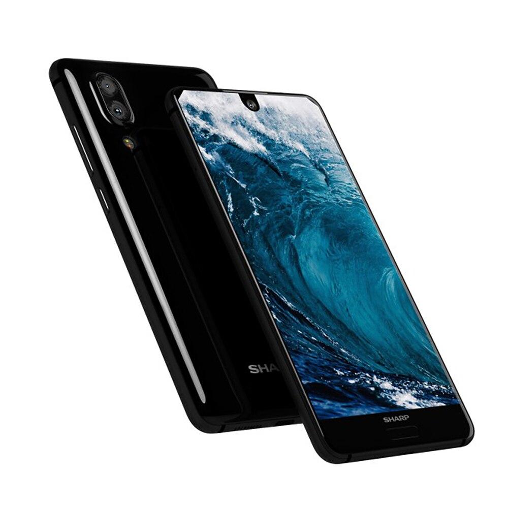 Global Version Sharp AQUOS S2 C10 4GB 64GB 5 5inch FHD Android8 0 Octa Core 12MP Global Version Sharp AQUOS S2 C10 4GB+64GB 5.5inch FHD+ Android8.0 Octa Core 12MP+8MP NFC Fingerprint 4G Smartphone