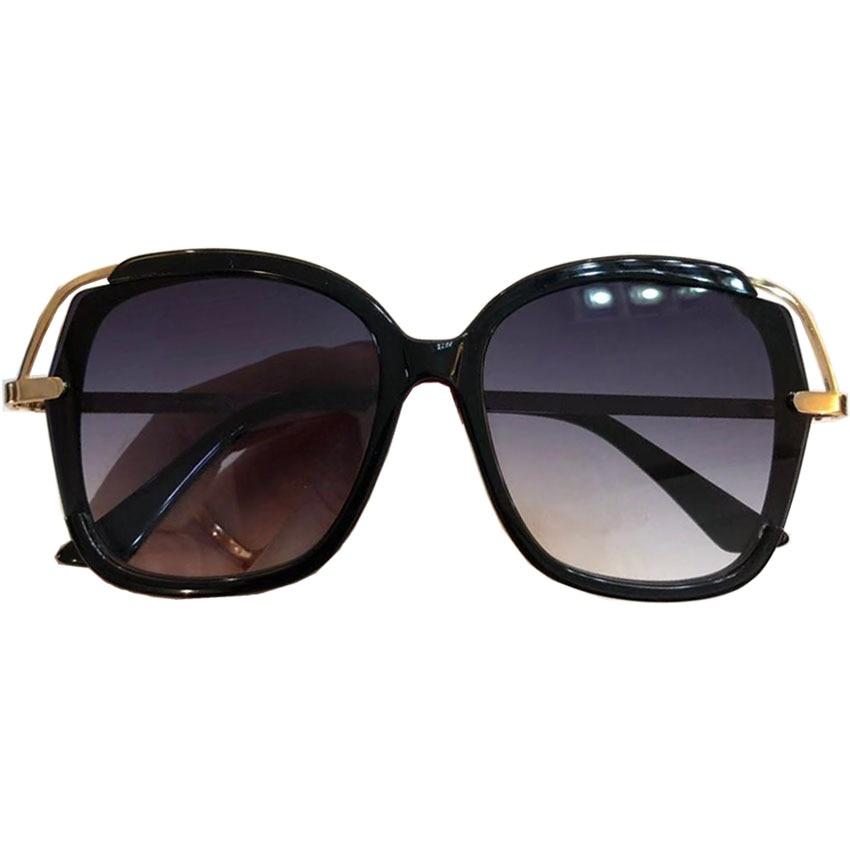 Sol Frau Vintage brown Dekoration Luxus pink Oculos Grenze navy Designer Mode Outdoor Metall Sonnenbrille black Weibliche White Marke taq1wAzx7q