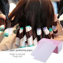 100sheets Hair Curler Salon High Temperature Resistant Blanching Perm Paper Hair