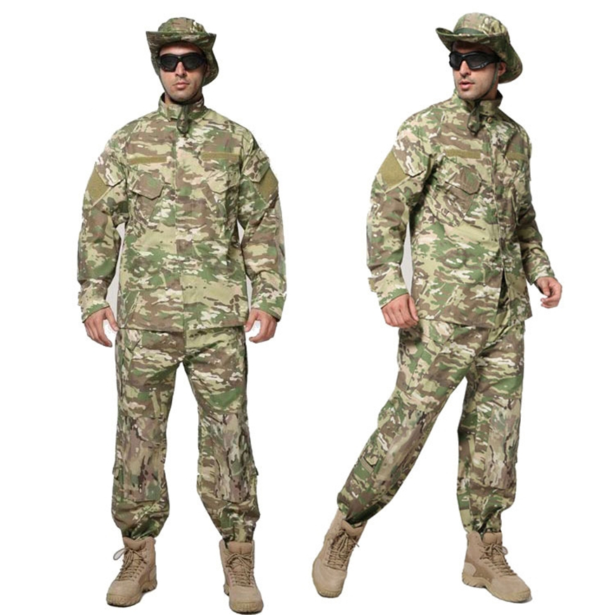 Tactical Us Army Special Forces Military Uniform High ...