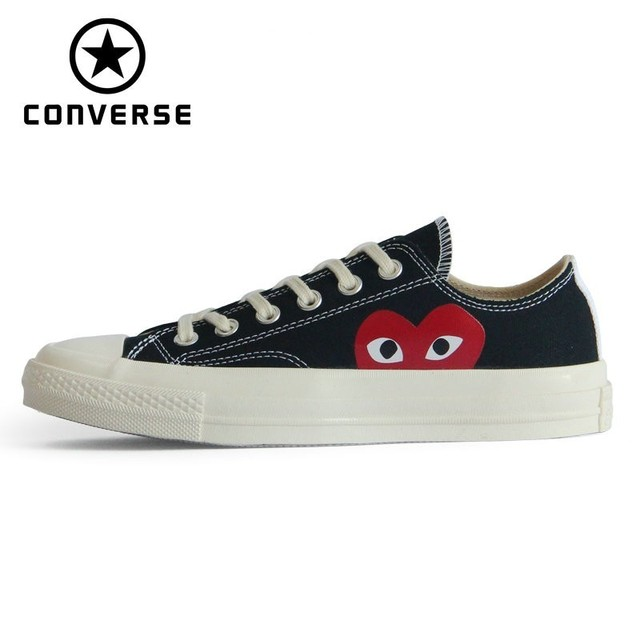c3a89120c18f CONVERSE ALL STAR CHUCK TAYLOR Love Style 1970s Man Skateboarding Shoes  Classic Original Fashion Women Sneakers   150206C