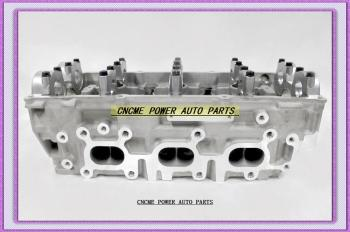 2 PC 6VE1 6VD1 Cylinder Head For Isuzu Trooper sport Trooper Amigo Rodeo Vehicross 2.5 8-97327-976-2 8-97186-703-0 8-97329-289-1
