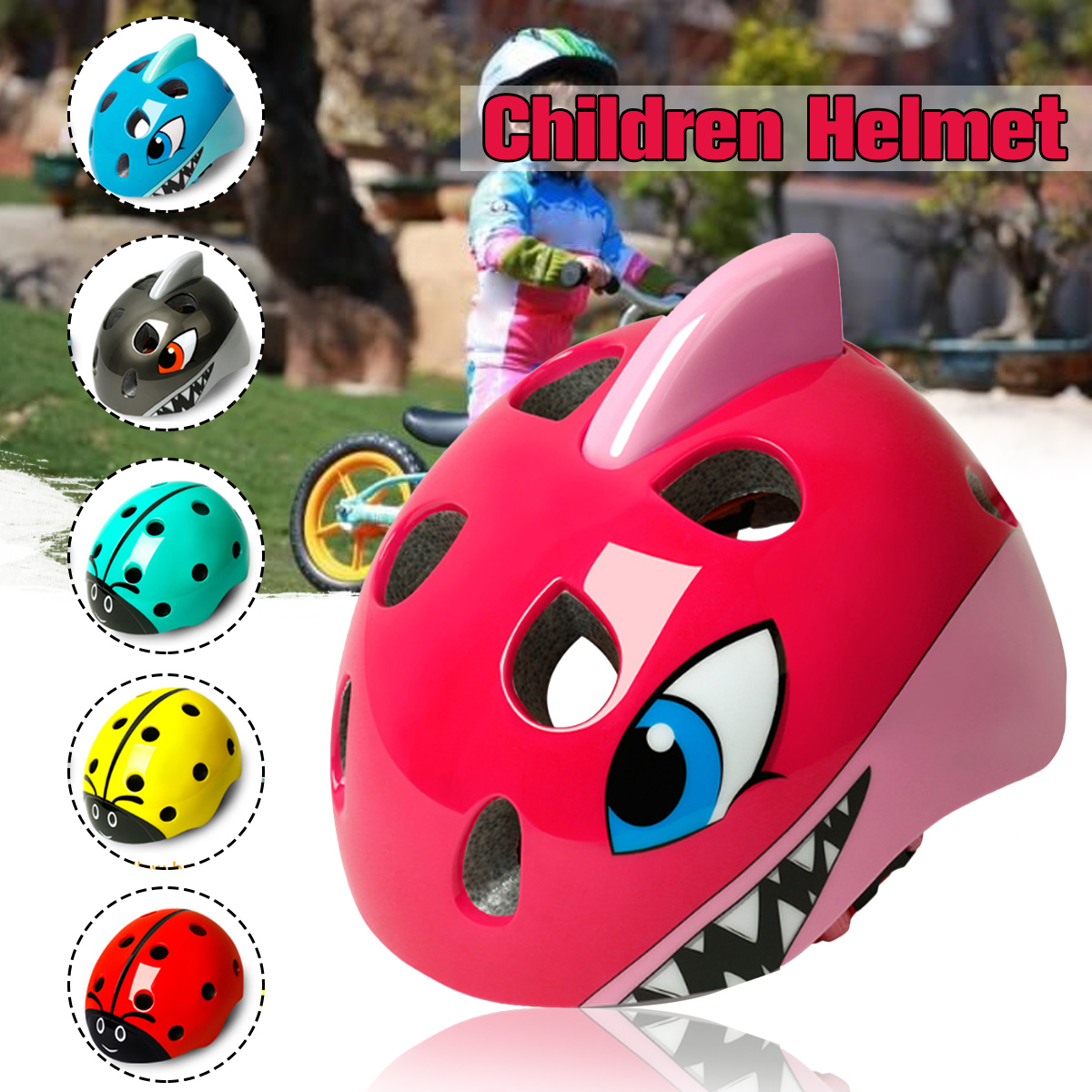 UltraLight Kids Bicycle Helmets Children Cycling Helmet Road Bicycle Kid Headpiece For Outdoor Sports Riding Skating Skiing|Bicycle Helmet| |  - title=