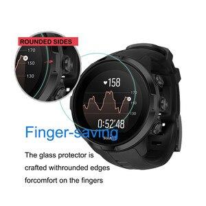 Image 2 - 2Pack Voor Suunto Spartan Sport Pols Hr 0.3Mm 2.5D 9H Clear Gehard Glas Screen Protector Smart Horloge film Krasbestendig