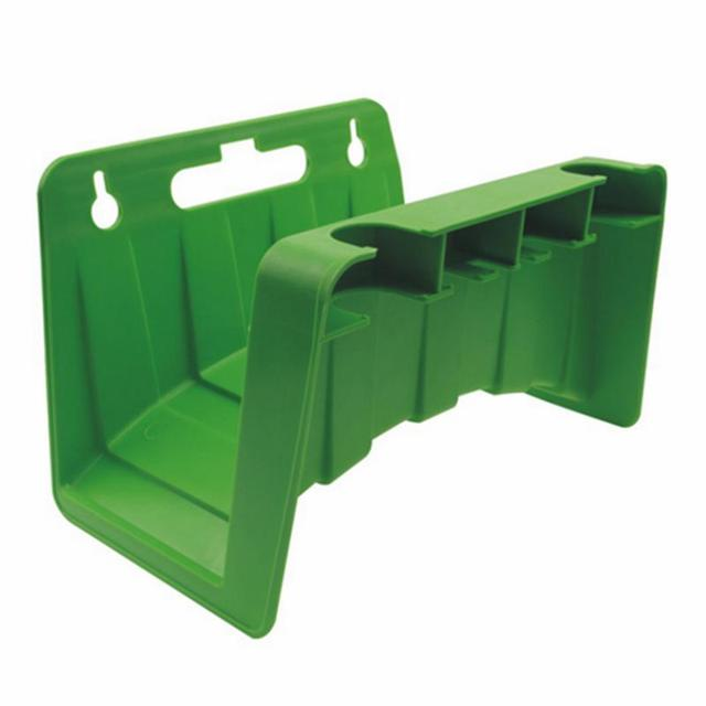 1psc New Hots All Wall Mounted Garden Hose Pipe Holder Bracket Fit Cable Storage Hanger Shed Fence