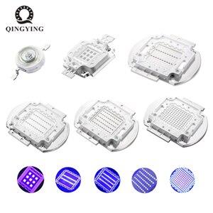 Image 1 - UV Lila High Power Led lampen Ultra Violet Chips 360nm 365nm 370nm 380nm 390nm 395nm 400nm 405nm 1 watt 3 watt 5 watt 10 watt 20 watt 30 watt 50 watt 100 W