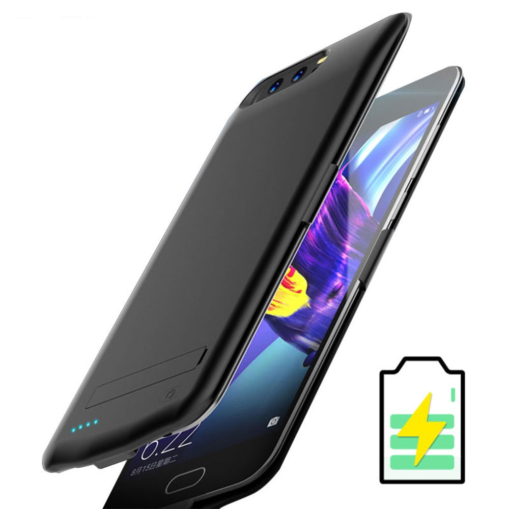 6800Mah <font><b>Battery</b></font> Charger <font><b>Case</b></font> For <font><b>Huawei</b></font> P9 <font><b>P10</b></font> Mobile Phone Back Clip <font><b>Battery</b></font> Charging <font><b>Case</b></font> 8200mah For <font><b>Huawei</b></font> P9 Plus <font><b>P10</b></font> Plus image