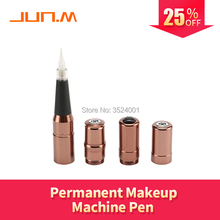 цены 35000R Import Motor Rotary Tattoo machine Permanent Makeup Machine Pen-JS-007