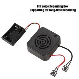 Image 2 - 3W DIY ses kayıt kutusu mesaj kutusu modülü için net ses doldurulmuş hayvanlar/hediye/oyuncak/reklam