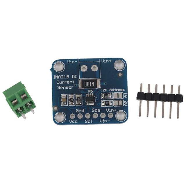 Ina219 I2c Bidirectional DC Power Supply Sensor Breakout Module