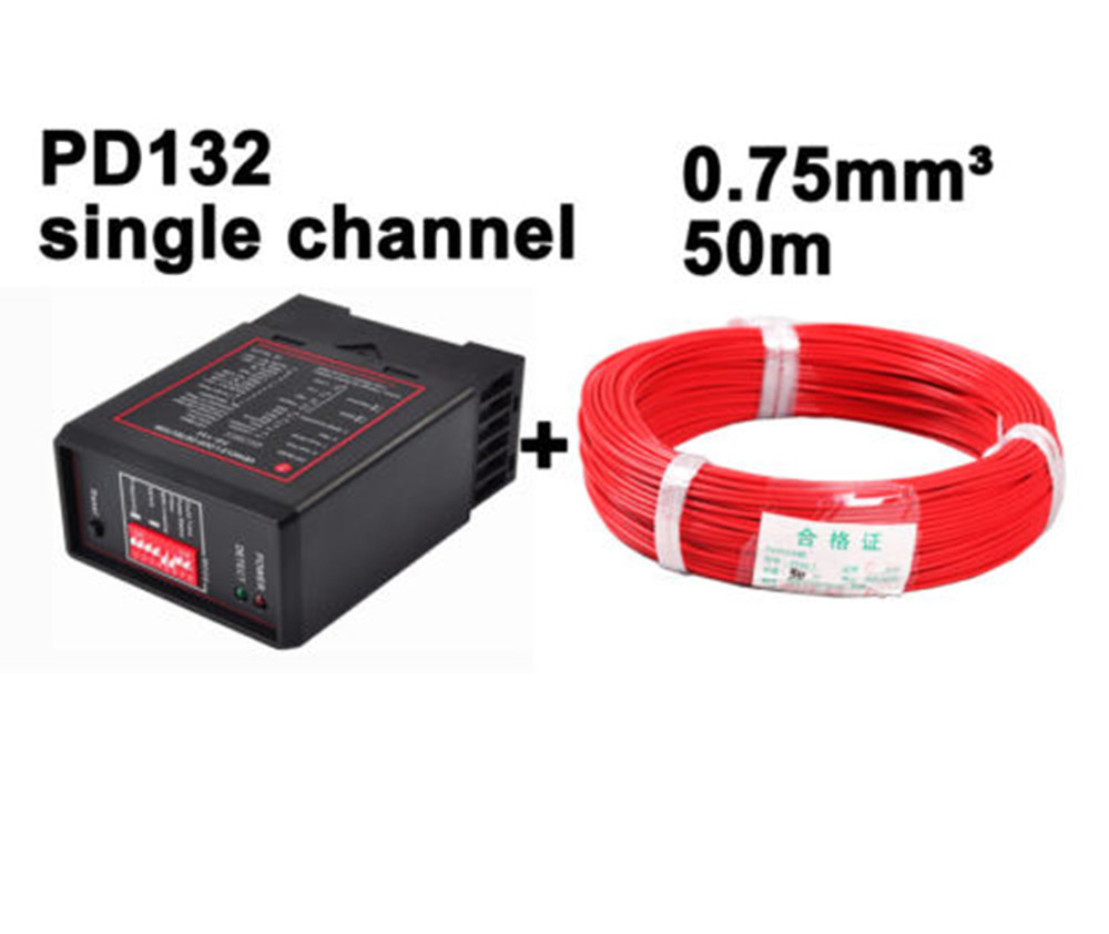 2019 Inductive Loop Vehicle Detector With 50M Roll 0.75mm Coil Wire Cable