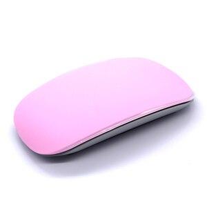 Image 5 - Цветная силиконовая защитная пленка для magic mouse2 Mouse, пленка для защиты от царапин, скраб для apple Magic Mouse
