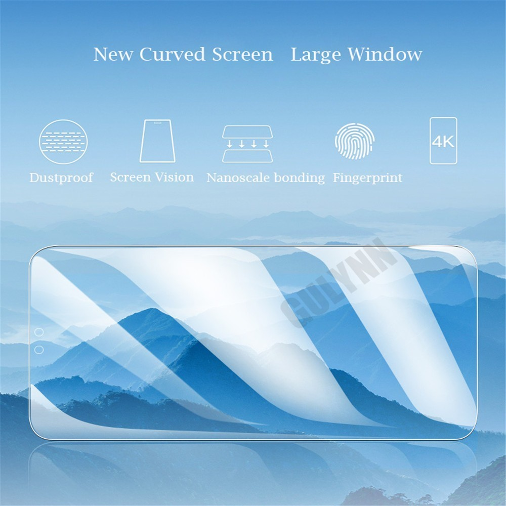 8D Soft Hydrogel Film On For Xiaomi 8 Lite 9 9SE Mix 2S 3 Redmi 5 Plus 6A 6 7 Note 4X 6 7 Pro Screen Protector Film Not Glass in Phone Screen Protectors from Cellphones Telecommunications