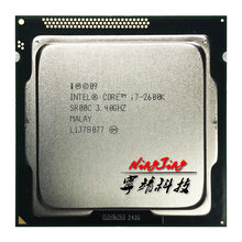 Intel Core i7-2600K i7 2600K 3.4 GHz Quad-Core CPU Processor 8M 95W LGA 1155(China)