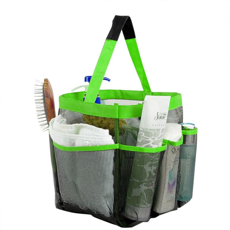 Storage Bags Hanging Mesh Bathroom Bag