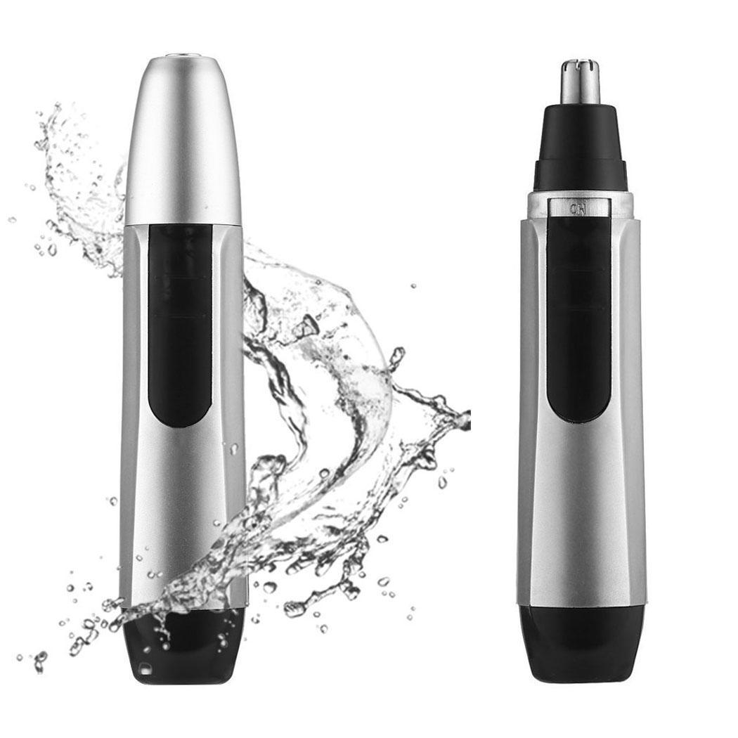 Electric Nose Hair Trimmer Cavity Trimming Battery Nostril Cleaning Portable Nose Tool Nasal X Home Included Hair Electric Tools