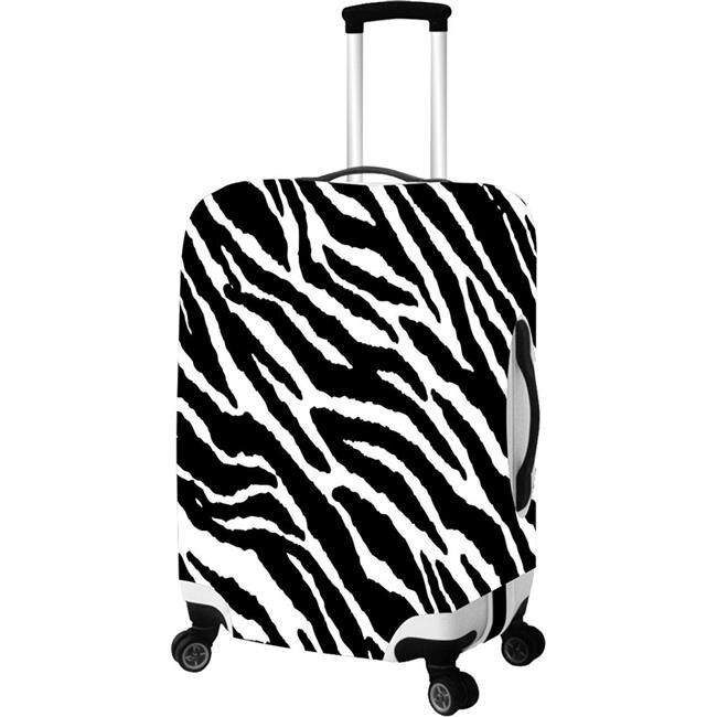 Picnic Gift 9014 LG Zebra Primeware Luggage Cover Large on
