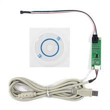 4 سلك مقاوم LCD لوحة اللمس منفذ USB تحكم شاشة تعمل باللمس سائق