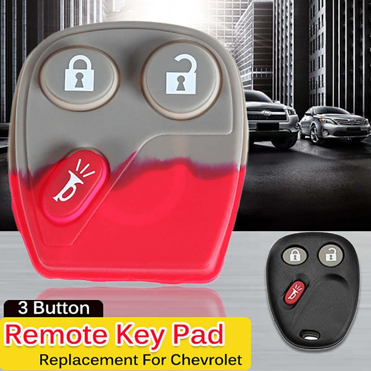 Keyless Entry Remote Control Car Key Fob for 2003-2006 Chevrolet Avalanche