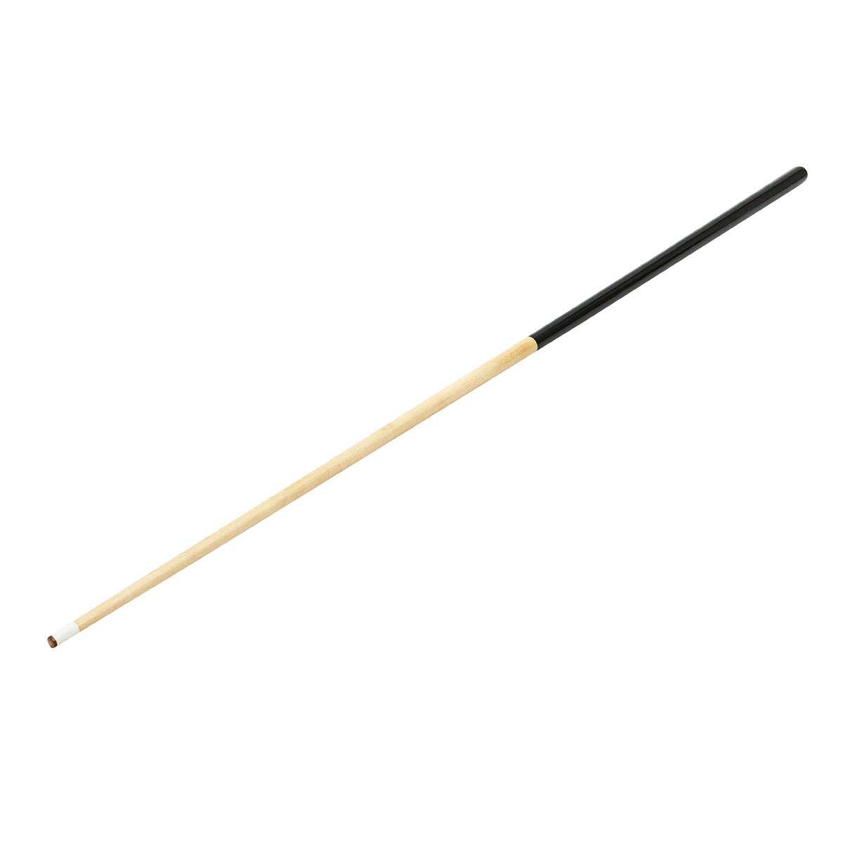 2-Piece  57/145cm Snooker Cues Wood Jointed Cue Stick Snooker Billiards Pool With Chalk 1/2 Design Entertainment Accessories2-Piece  57/145cm Snooker Cues Wood Jointed Cue Stick Snooker Billiards Pool With Chalk 1/2 Design Entertainment Accessories
