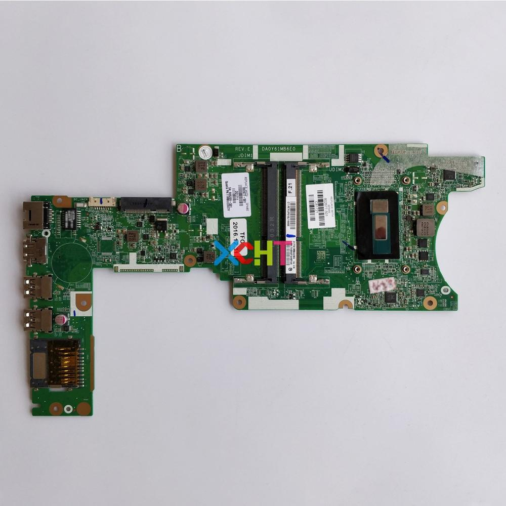 802677 501 DA0Y61MB6E0 UMA w I3 5010U CPU for HP Pavilion 13 Series NoteBook PC Laptop Motherboard Mainboard|Laptop Motherboard| |  - title=