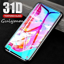 31D Protective Glass On For Samsung Galaxy A10 A20 A30 A40 A50 A60 A 70 80 90 Screen Protector M10 M20 M30 2019 Full Film