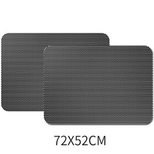 2019 New 2x Car Rear Window Side Sun Shade Cover Block Static Visor Shield Screen 320x430mm/380*420mm/630*420mm/720*520mm