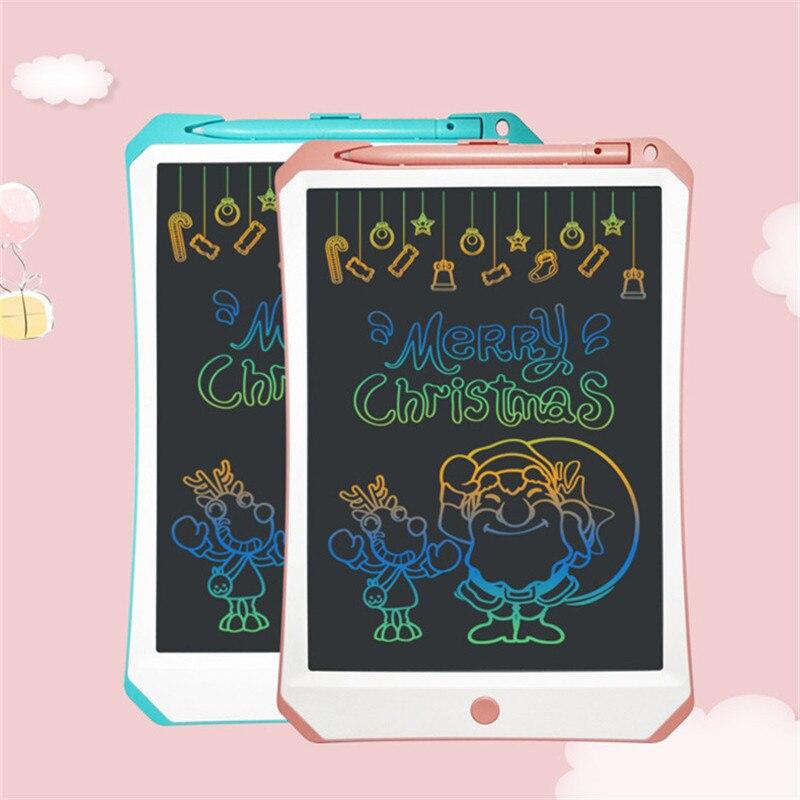 11 pouces LCD Numérique Tablette Coloré Peinture Art Électronique de Bord Écriture Tapis Dessin Graphique Comprimés + Stylet