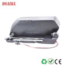 Electric bicycle 36V 48V 52V tiger shark battery pack 10.4Ah 11.6Ah 12Ah 13Ah 14Ah 15Ah 17Ah 19Ah 20Ah 21Ah with charger цена и фото