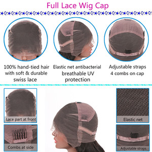 Image 2 - ผมเต็มลูกไม้วิกผมOmbre Ashสีบลอนด์สีเทารากผมRemy Hair Body WaveวิกผมPre Plucked baby Hairs 150% Qearl