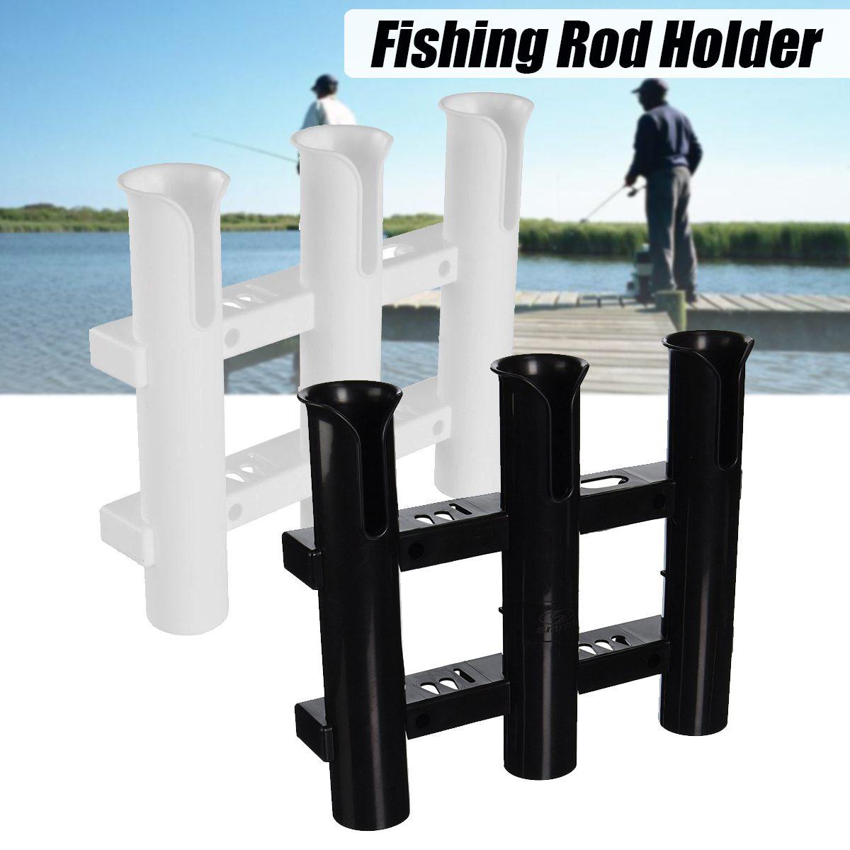 Whitecap Bluewater 30 Degree Stainless Steel Flush Mount Fishing Rod Holder