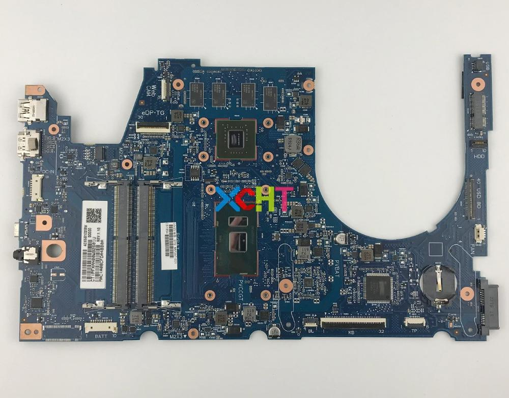 857297 001 857297 601 w 940MX/2GB i7 6500U 6050A2822001 MB A01 for HP ENVY NOTEBOOK 17 U018CA 17T U000 M7 U009DX Motherboard-in Laptop Motherboard from Computer & Office