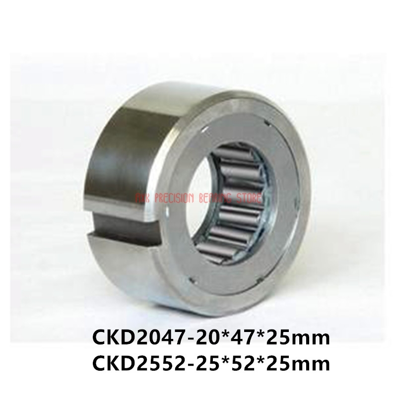 2019 Promotion Top Fashion Ck-d Wedge Type One Way Clutch ( 1 Pc ) Ck-d2047 20*47*25 Ck-d2552 25*52*25 Bearing Overrunning2019 Promotion Top Fashion Ck-d Wedge Type One Way Clutch ( 1 Pc ) Ck-d2047 20*47*25 Ck-d2552 25*52*25 Bearing Overrunning