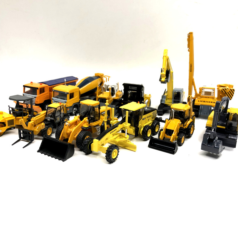Ho 1/87 Scale Model Construction Vehicle Sand Table Scene Accessories Modelling Tools Hobby Free Shipping