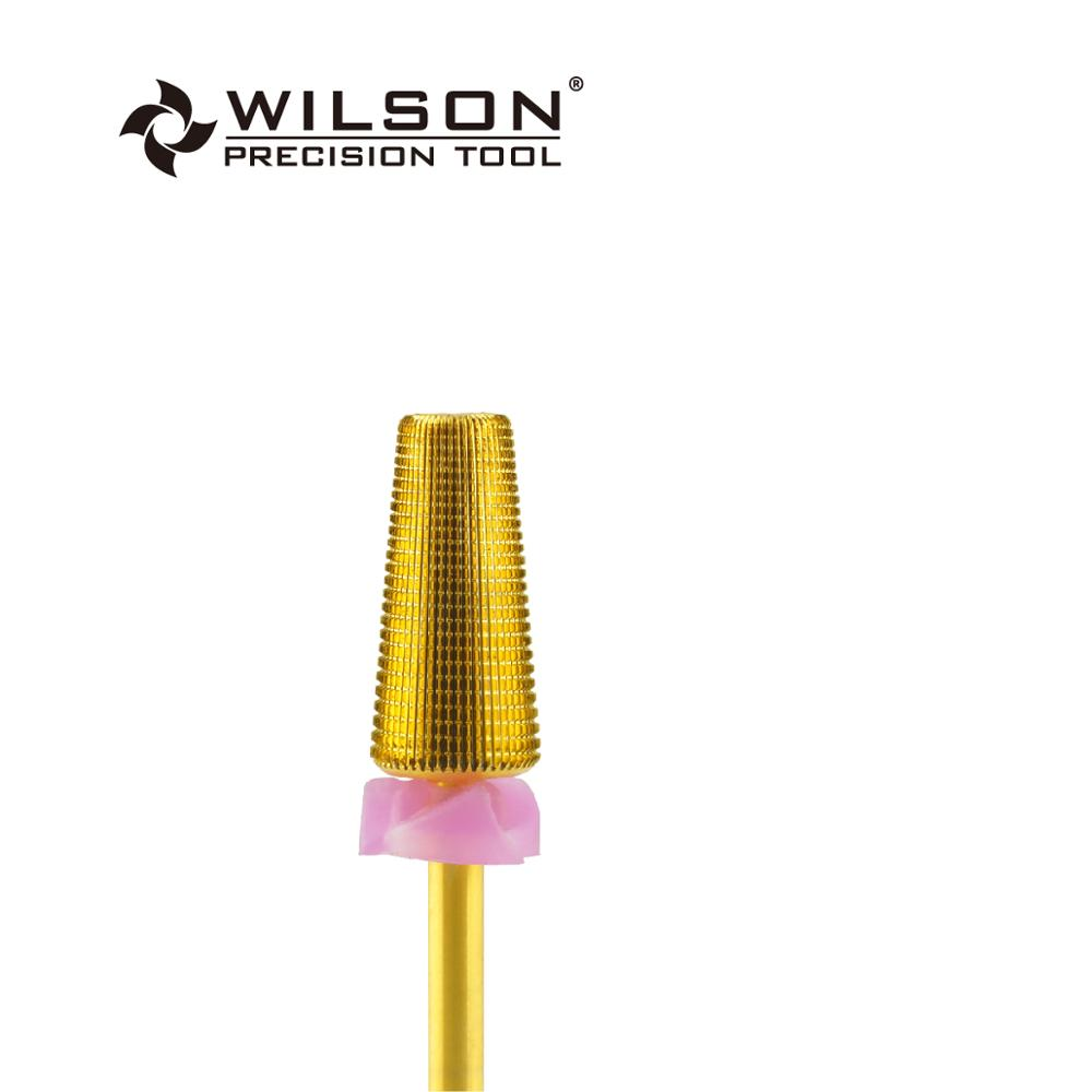 Image 4 - 5 in 1   Carbide Nail Bits   WILSON Carbide Nail Drill Bit-in Electric Manicure Drills from Beauty & Health