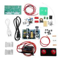 DIY Plasma Speaker Mini Coil Kit With Power Supply Module