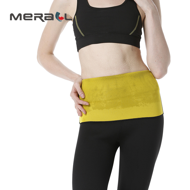Slimming Belts Lose Weight Corsets Waist Body Shaper Solid Neoprene Women Men Anti Celluli