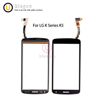 10pcs/lot Touch Screen For LG K5 X220 X220DS Mobile Phone Touch Panel Digitizer Sensor Front Glass Black White