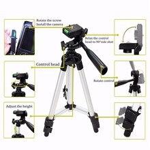 Extendable Mobile Smart Phone Digital Camera Tripod Stand Mount Holder Clip Set