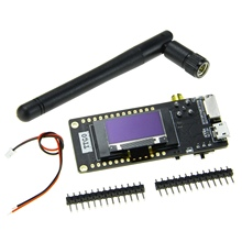 Ttgo Esp32-Paxcounter Lora32 V2.1 _ 1,6 версия Lora Esp-32 Oled 0,96 дюймовая SD карта модуль Bluetooth Wi-Fi Sma (868 МГц)
