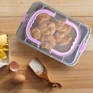 Oven-Accessories Baking-Tray Fresh-Cover Non-Stick Carbon-Steel Household Portable