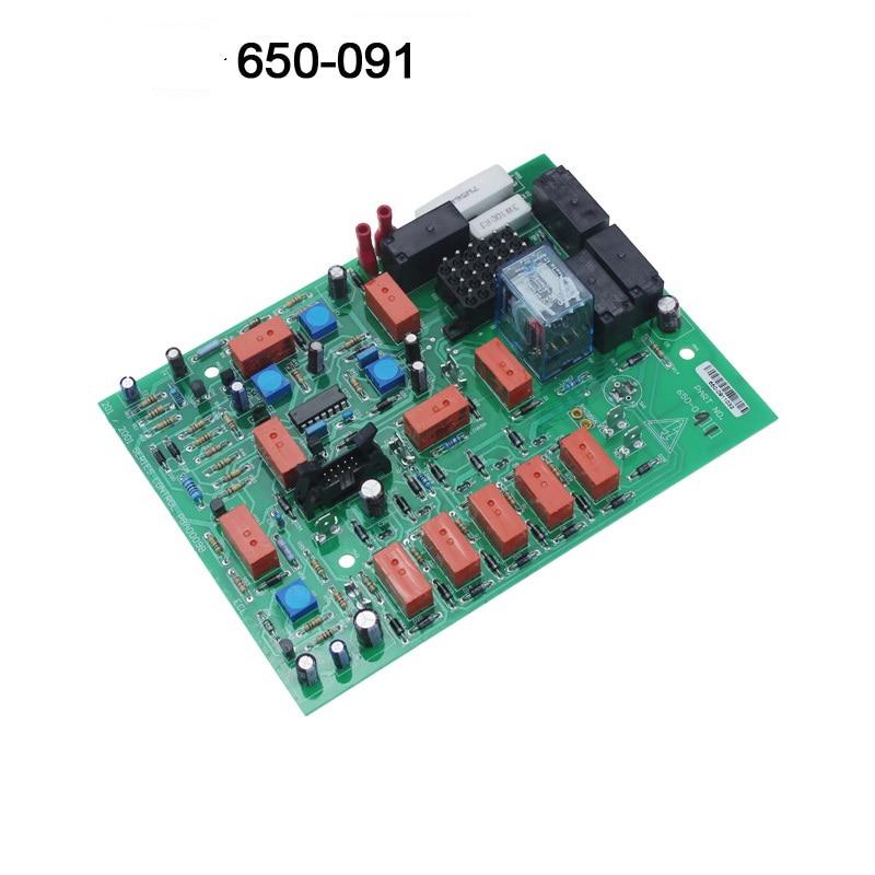 FG wilson genset parts 650-091 12V generator PCB board 650 091 deli excellent 091 60w