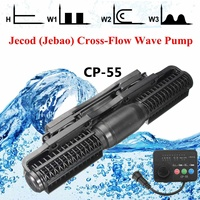 Jebao Jecod Cp 55 50W Cross Flow Wave Maker Pump For Aquarium Reef + Controller