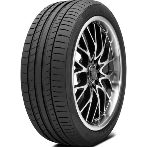 CONTINENTAL CONTISPORTCONTACT 5  225/45R17 91W FR SSR*