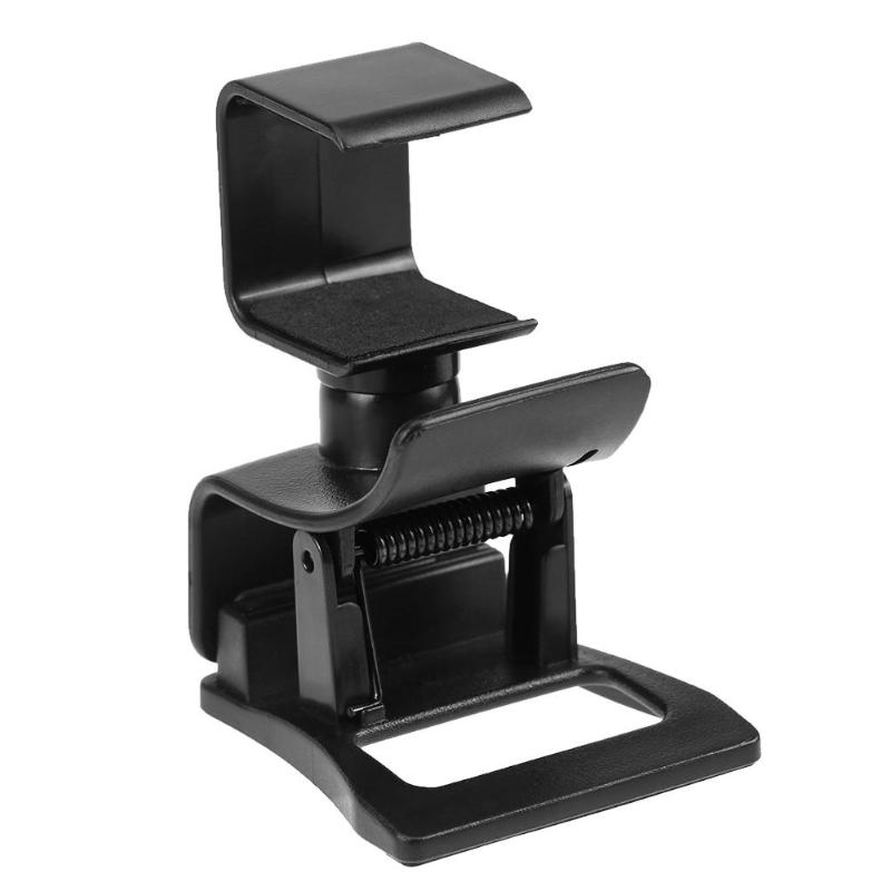 New Adjustable TV Clip Stand Holder Camera Mount for PS4 PlayStation 4 Camera Full adjustment of Camera Viewing Angle image