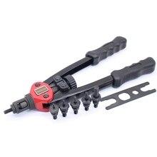 Bt-605 гайковерт двойной ручной клепальный молоток ручной Клепальный Инструмент M3/M4/M5/M6/M8/M10